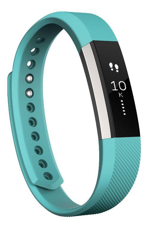 Fitbit Alta Fitness Wristband Monitors - Teal L