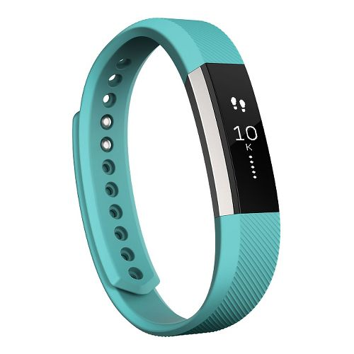 Fitbit Alta Fitness Wristband Monitors - Teal L