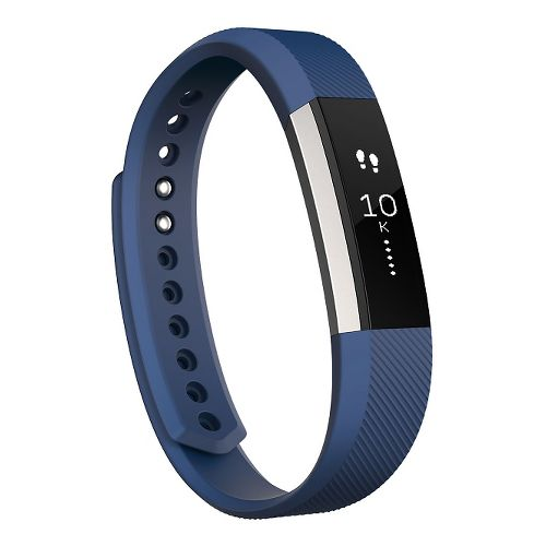 Fitbit Alta Fitness Wristband Monitors - Blue S