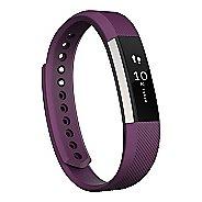 Fitbit Alta Fitness Wristband Monitors - Plum L