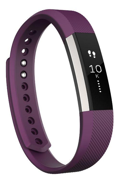 Fitbit Alta Fitness Wristband Monitors - Plum S