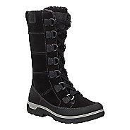 Womens Ecco Gora Tall Boot Casual Shoe - Black 37