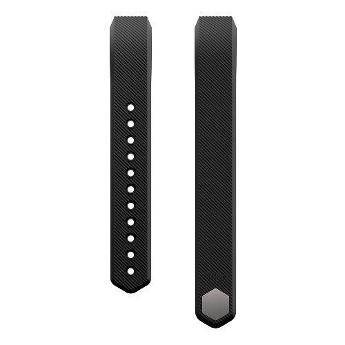 Fitbit Alta Classic Band Monitors - Black L