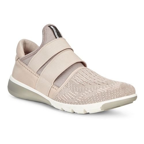 Womens Ecco Intrinsic 2 Band Casual Shoe - Oyster White 36