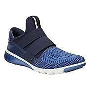 Womens Ecco Intrinsic 2 Band Casual Shoe - Cobalt/Navy 38