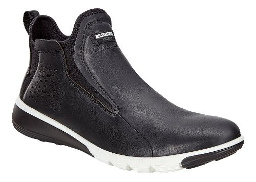 Womens Ecco Intrinsic 2 Boot Casual Shoe - Black 39