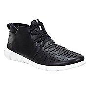 Womens Ecco Intrinsic Chukka Casual Shoe - Black 41