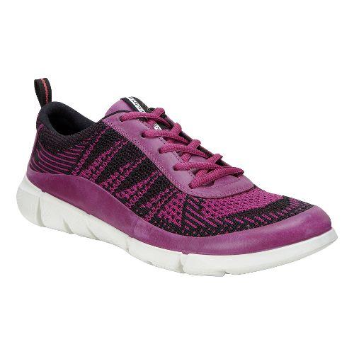 Womens Ecco Intrinsic Knit Casual Shoe - Fuchsia 42