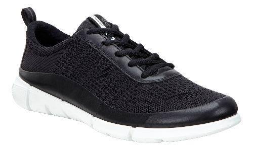 Womens Ecco Intrinsic Knit Casual Shoe - Black 41