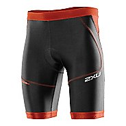 "Mens 2XU Perform Tri 9"" Compression & Fitted Shorts"