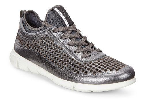 Womens Ecco Intrinsic Sneaker Casual Shoe - Dark Shadow 35