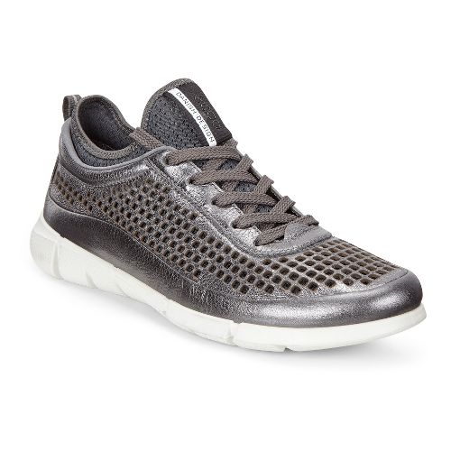 Womens Ecco Intrinsic Sneaker Casual Shoe - Dark Shadow 35