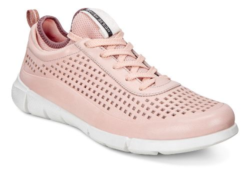 Womens Ecco Intrinsic Sneaker Casual Shoe - Rose/Dust 35