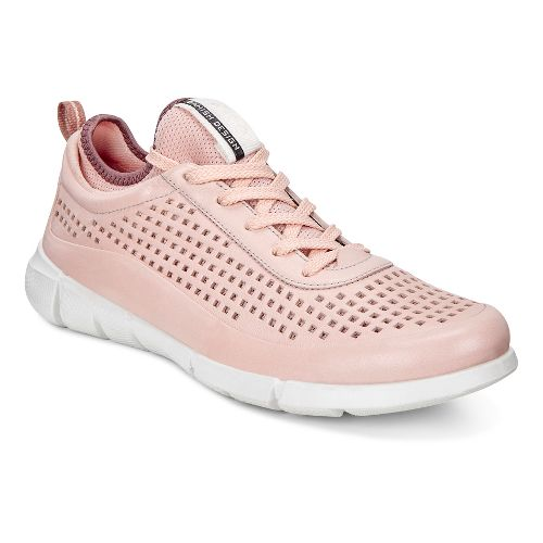 Womens Ecco Intrinsic Sneaker Casual Shoe - Rose/Dust 38