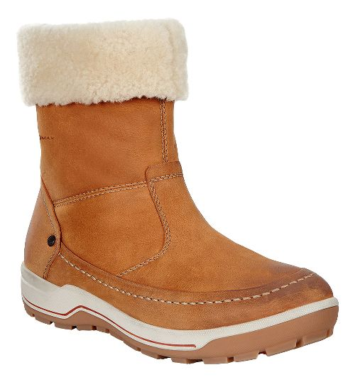 Womens Ecco Trace Lite Boot Casual Shoe - Amber 37