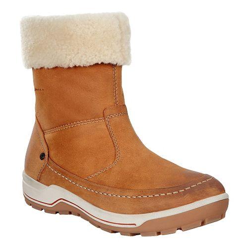 Womens Ecco Trace Lite Boot Casual Shoe - Amber 37