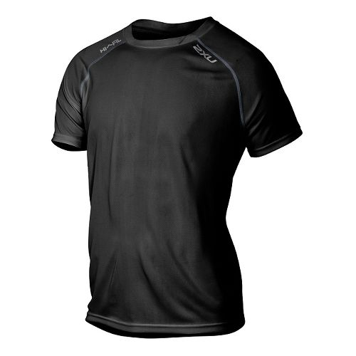 Men's 2XU�Tech Vent 2 Tone Short Sleeve Top