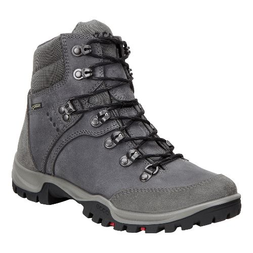 Womens Ecco Xpedition III GTX Hiking Shoe - Titanium 36