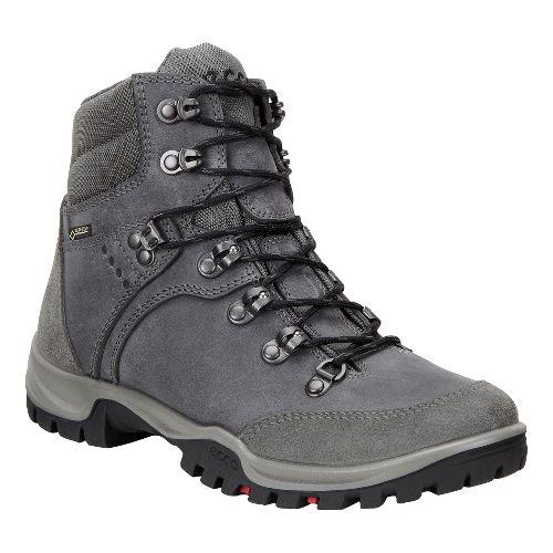 Womens Ecco Xpedition III GTX Hiking Shoe - Titanium 41