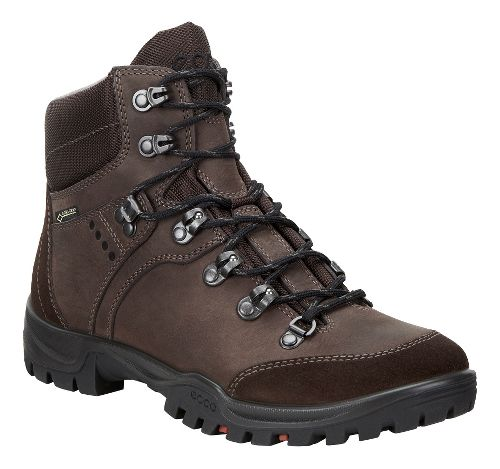 Womens Ecco Xpedition III GTX Hiking Shoe - Coffee 36