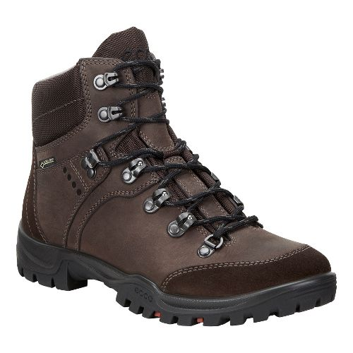 Womens Ecco Xpedition III GTX Hiking Shoe - Coffee 37