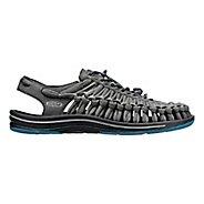 Mens KEEN Uneek Flat Casual Shoe - Raven/Ink 7