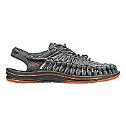 Mens KEEN Uneek Flat Casual Shoe - Gargoyle 12