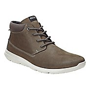 Mens Ecco Calgary High Casual Shoe