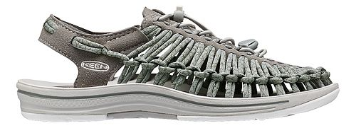 Womens KEEN Uneek Casual Shoe - Grey/Gargoyle 10.5