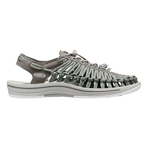 Womens KEEN Uneek Casual Shoe - Grey/Gargoyle 5