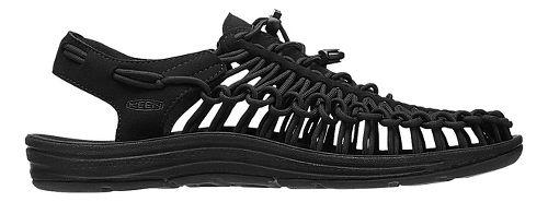 Womens KEEN Uneek Casual Shoe - Black 11