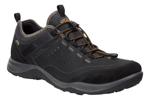 Mens Ecco Espinho GTX Casual Shoe - Black 44