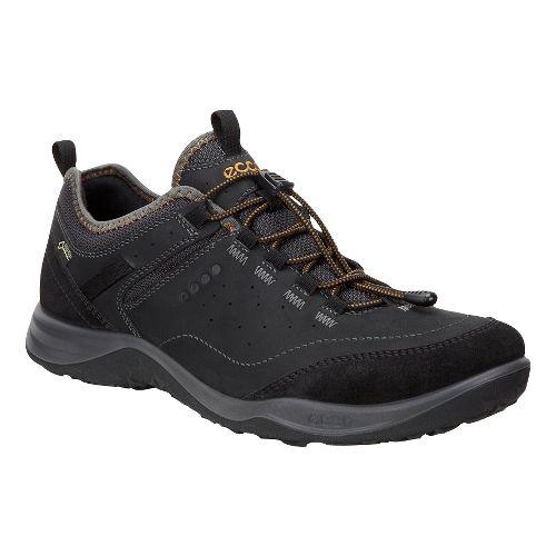 Mens Ecco Espinho GTX Casual Shoe - Black 46