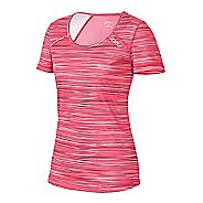 Womens 2XU ICE X Short Sleeve Technical Tops