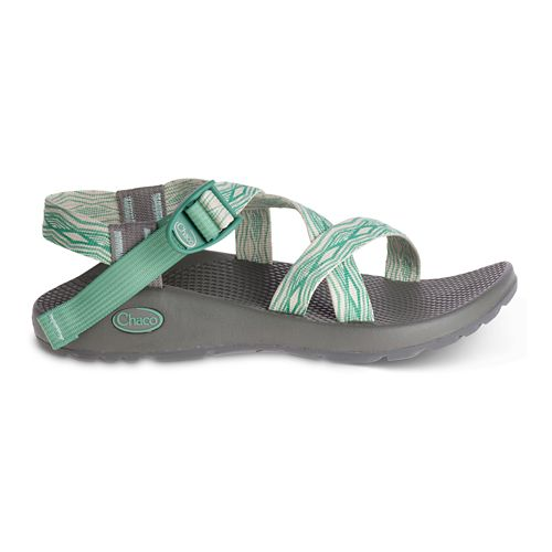 Womens Chaco Z1 Classic Sandals Shoe - Empire Pine 5