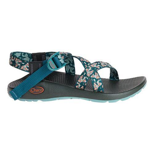 Womens Chaco Z1 Classic Sandals Shoe - Dark Blue 10