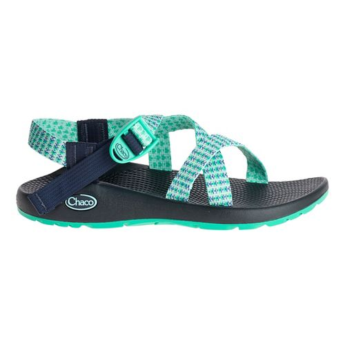 Womens Chaco Z1 Classic Sandals Shoe - Bright Blue 8