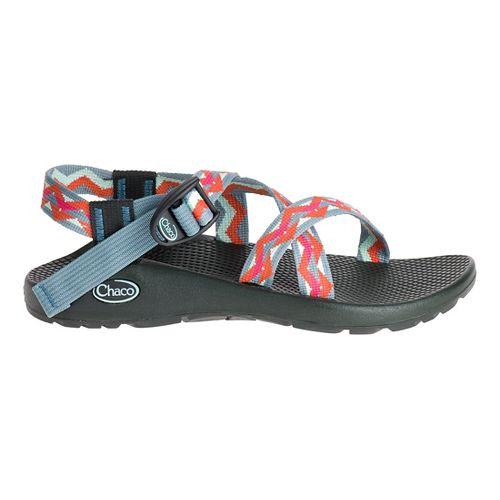 Womens Chaco Z1 Classic Sandals Shoe - Tango Sheer 6