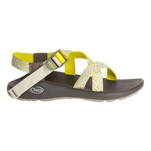 Womens Chaco Z1 Classic Sandals Shoe - York Neon 9