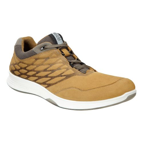 Mens Ecco Exceed Low Walking Shoe - Dried Tobacco 45