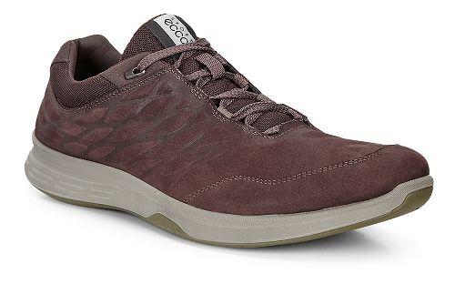 Mens Ecco Exceed Low Walking Shoe - Mocha 43