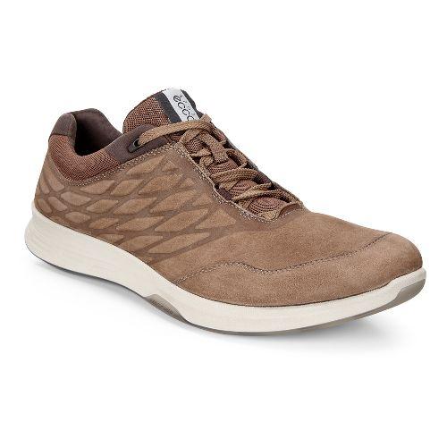 Mens Ecco Exceed Low Walking Shoe - Birch 40