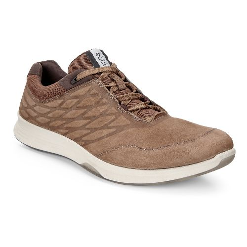 Mens Ecco Exceed Low Walking Shoe - Birch 41