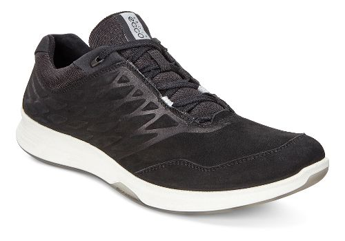 Mens Ecco Exceed Low Walking Shoe - Black 41