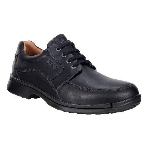 Mens Ecco Fusion Tie II Casual Shoe - Black 45