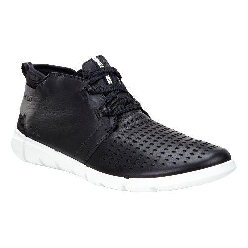 Mens Ecco Intrinsic Chukka Casual Shoe - Black 44