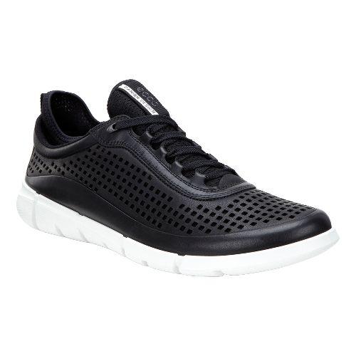 Mens Ecco Intrinsic Sneaker Casual Shoe - Black 46