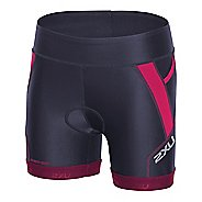 "Womens 2XU Perform Tri 4.5"" Compression & Fitted Shorts"