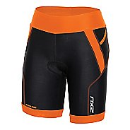 "Womens 2XU Perform Tri 7"" Compression & Fitted Shorts"