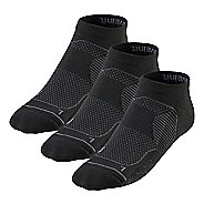 R-Gear Unstoppable 3 pack Thin Cushion Low Cut Socks